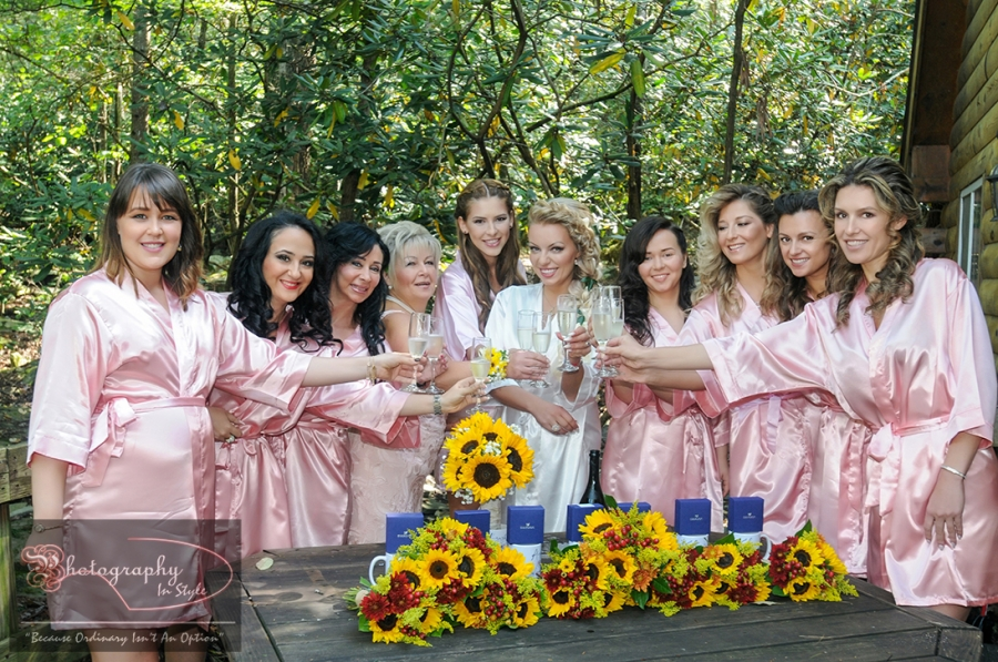 bridal-party-magnolia-streamside-resort