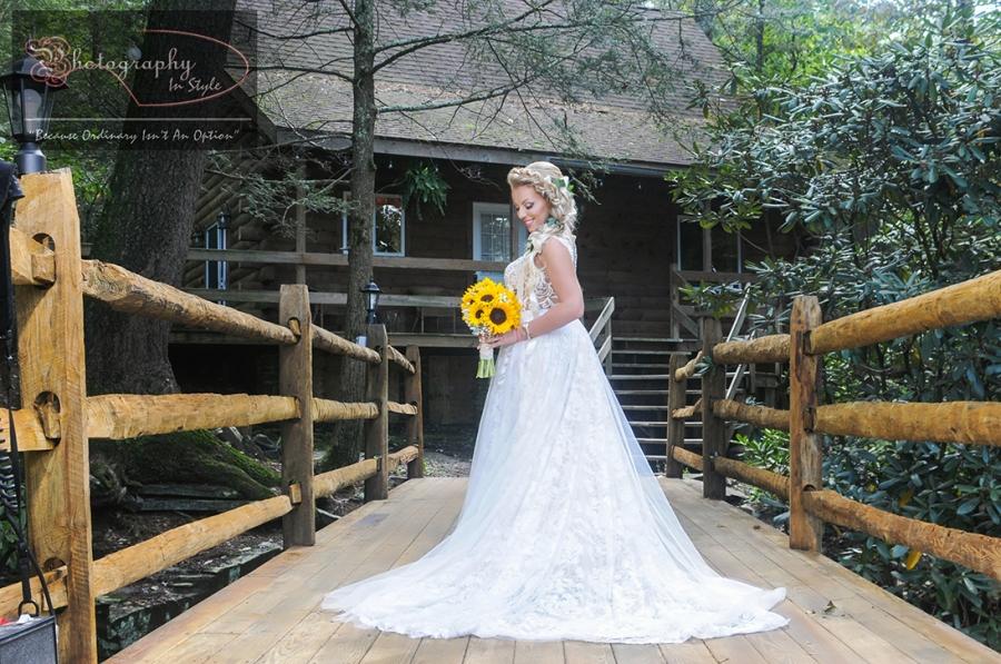 bride-magnolia-streamside-resort
