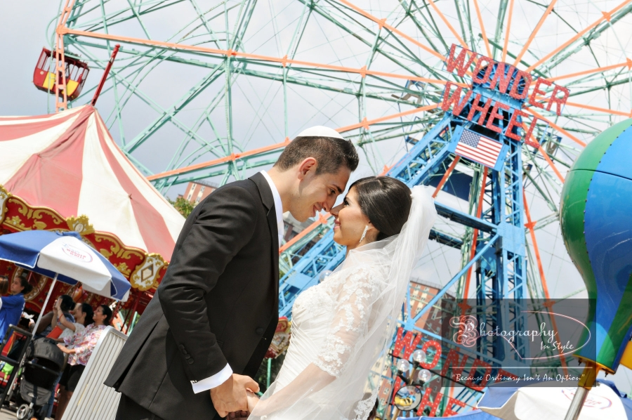 Coney Island Weddings Photography In Style